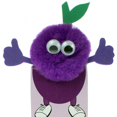 grape logobug bookmarks | Adband
