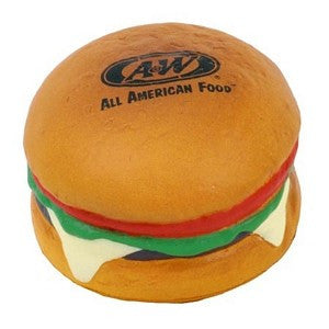 hamburger stress toys | Adband
