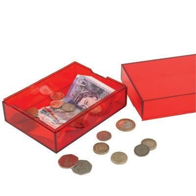 large cube moneybox | Adband
