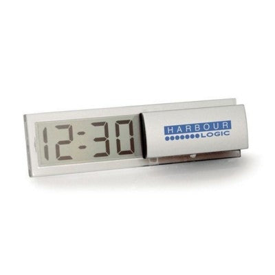 lcd desk clock | Adband