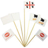 Mini Gourmet Flags  - Image 2