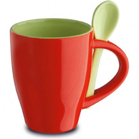 mug and spoon | Adband
