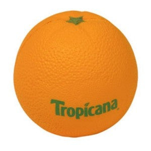 orange stress balls | Adband