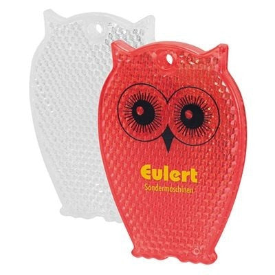 owl shaped reflectors | Adband