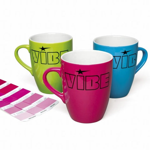 pantone matched mugs | Adband