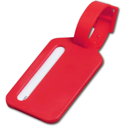 plastic travel luggage tags | Adband