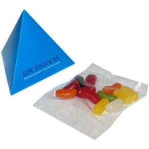 promotional pyramid sweet box | Adband