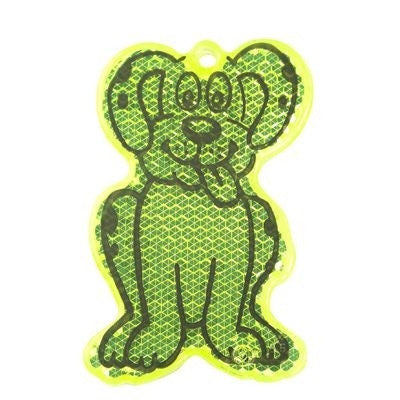 puppy shaped reflectors | Adband