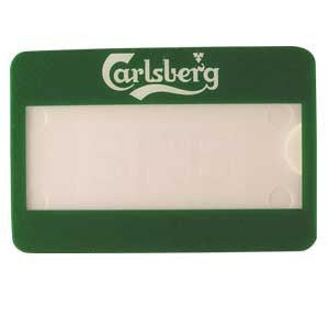 coloured pvc window badges | Adband