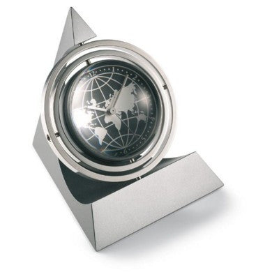 pyramid photoframe clock | Adband