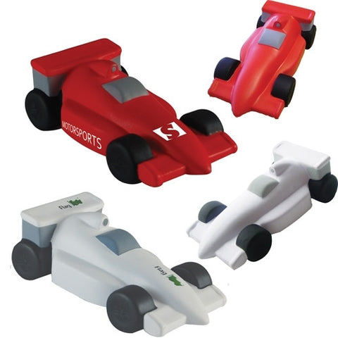 race car stress toys | Adband