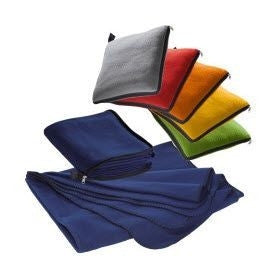 radcliff 2 in 1 fleece picnic blanket and pillows | Adband
