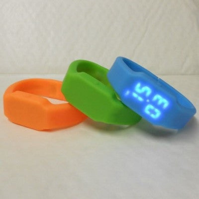 silicone watch usb | Adband