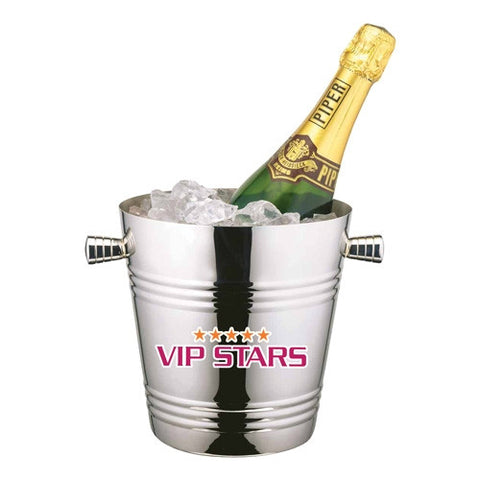 stainless steel champagne buckets | Adband
