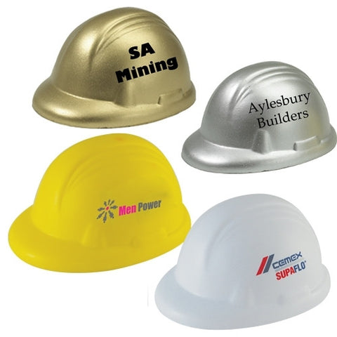 hard hat stress balls | Adband