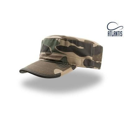 Atlantis Tank Army Style Hat Sample