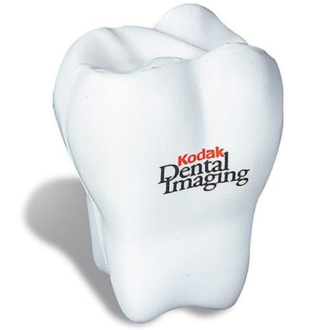 tooth stress balls | Adband