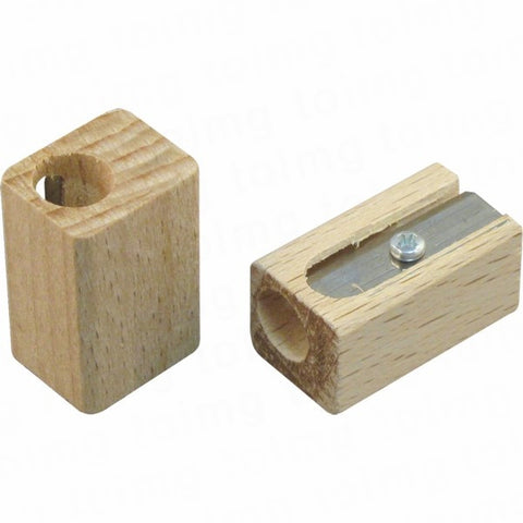 wood pencil sharpeners | Adband