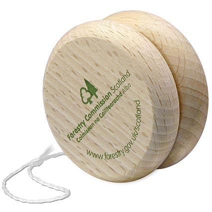 Wooden Eco Yoyo