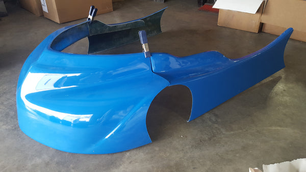 Flowrite XX Adult Fiberglass body.