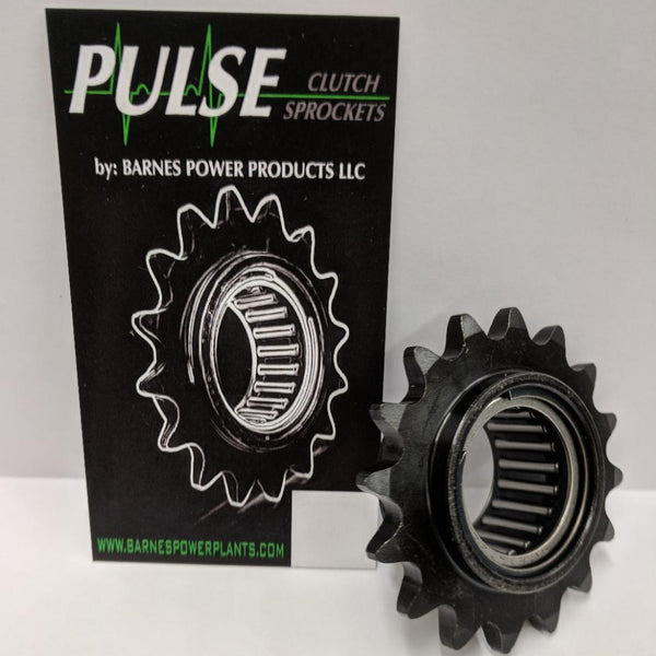 *PULSE CLUTCH SPROCKET (SELECT SIZE)