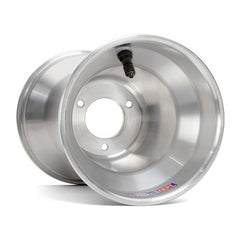 "6"" Douglas Q+ Wheel - Machined Silver (Specify Size)"