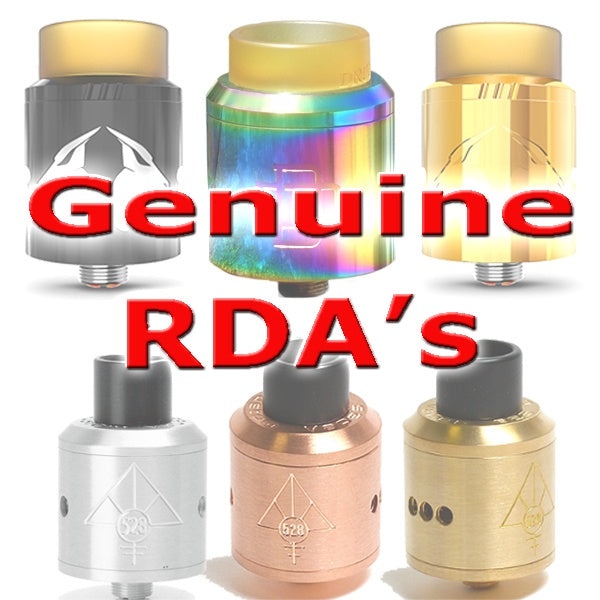 RDA's - Genuine
