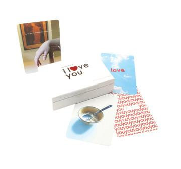 Little Box of I Love You Postcards - Covenant Spice