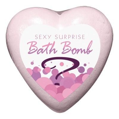 SEXY SURPRISE BATH BOMB - Hidden Toy Inside!