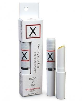 X on the lips - Buzing lip balm with pheromones - Covenant Spice  - 1