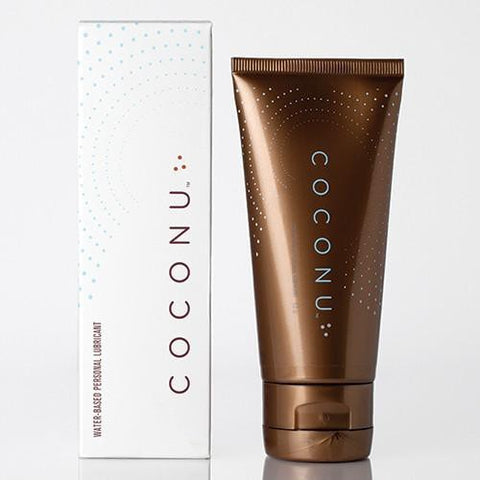 Coconu Water-Based Organic Lubricant 3oz - Covenant Spice