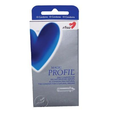 Profil -  luxuriously thin with a perfectly fitted tip. - Covenant Spice