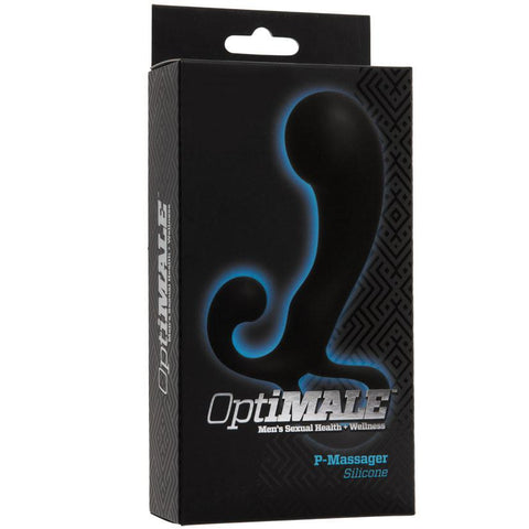 Optimale P-Massager Black - Covenant Spice