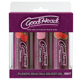 GoodHead Warming Head 3 Pack 2oz