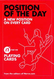Position of the Day Playing Cards - Covenant Spice