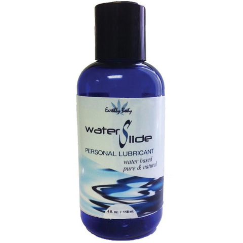 Water Slide Lubricant 4oz - Covenant Spice