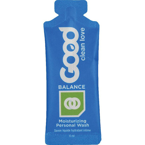 Good Clean Love BALANCE Moisturizing Wash Foil 4ml - Covenant Spice