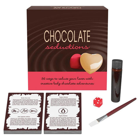 Chocolate Seductions Game