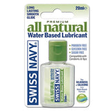 Swiss Navy Mini-All Natural 20ml