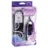 Deluxe Bullet Multi Speed-Purple