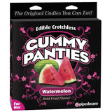 Edible Crotchless Gummy Panties For Her