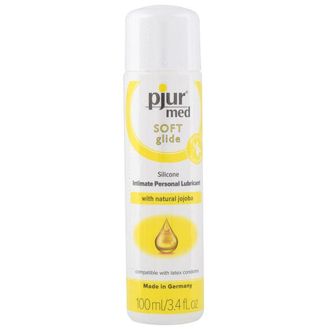 Pjur Med Soft Glide Silicone Intimate Lubricant 3.4oz