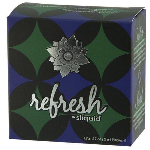 Sliquid Refresh Moisturizer Cube 12 Pack