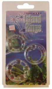 Silicone Island Rings - Covenant Spice