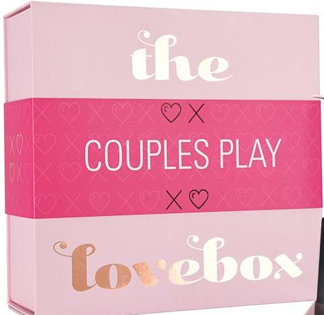 Couple's Love Box - Our most romantic products in a beautiful package at an unbelievable price.