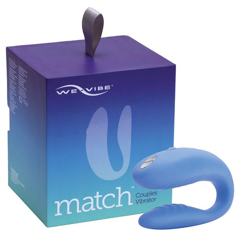 We-Vibe Match-Periwinkle