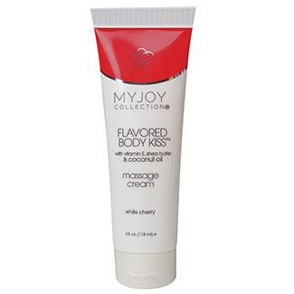Body Kiss Flavored Edible Massage Cream - Covenant Spice