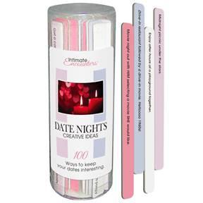 Intimate Encounters Date Nights Creative Ideas Game - Covenant Spice