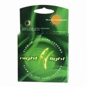 Night Light Condoms - Covenant Spice