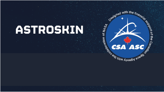 Astroskin Now Aavailable - Learn more